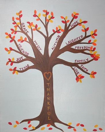 Tree of Thanksgiving