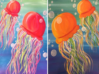 Jellyfish couples