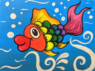 Funny Fish II