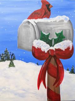 Winter mailbox (3hr)