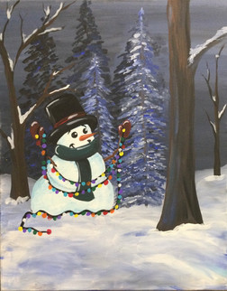 Snowman in Forest.jpeg
