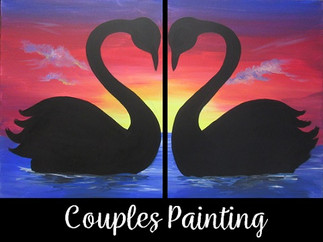 Swans Couples