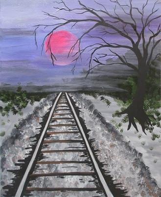 Tracks by Moonlight
