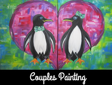 Penguins Couples
