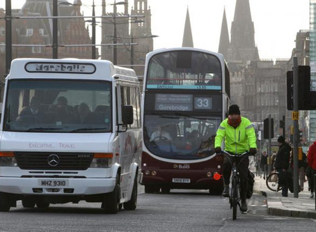 Bold Moves Needed to Make Edinburgh People-Friendly