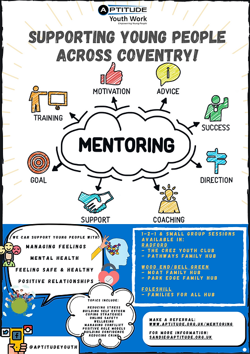 Mentoring Programme Empowering & Support