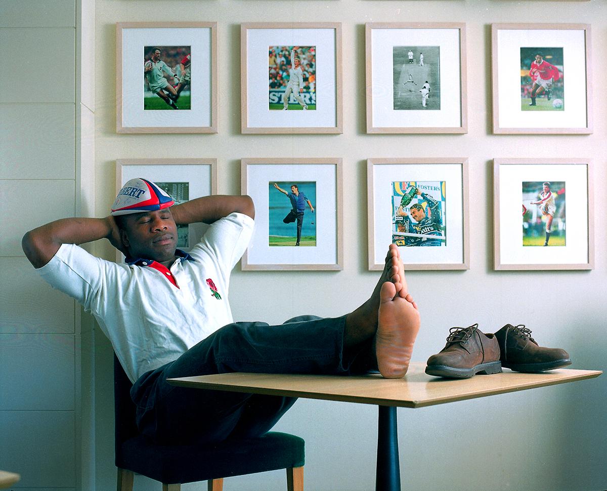 Victor Ubogu
