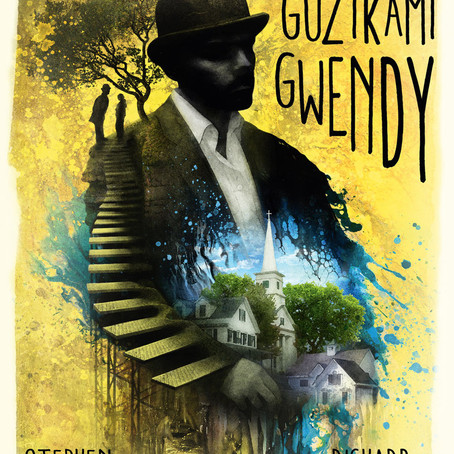 PUDEŁKO Z GUZIKAMI GWENDY - Stephen King & Richard Chizmar.