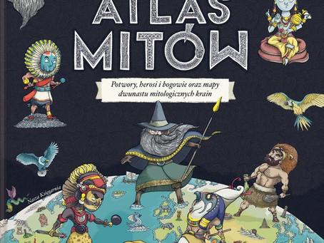 ATLAS MITÓW - Thiago de Moraes.
