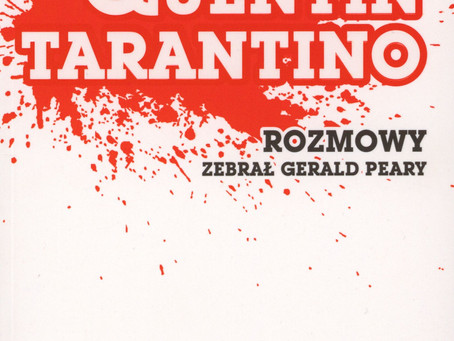 QUENTIN TARANTINO. ROZMOWY - Gerald Peary.