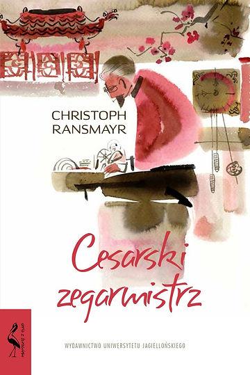 christoph-ransmayr-cesarski-zegarmistrz-