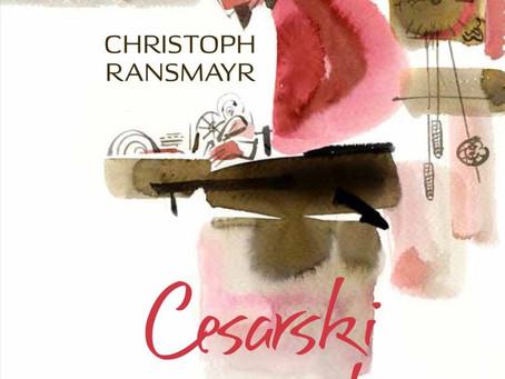 CESARSKI ZEGARMISTRZ - Christoph Ransmayr.