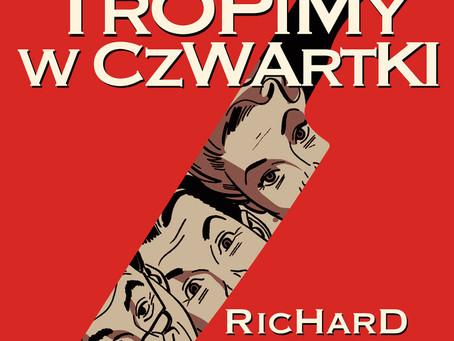 MORDERCÓW TROPIMY W CZWARTKI - Richard Osman