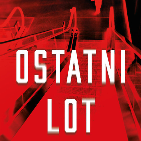 OSTATNI LOT - Julie Clark