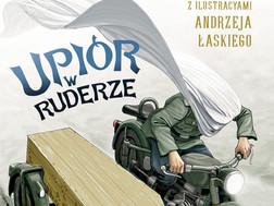 UPIÓR W RUDERZE - Andrzej Pilipiuk