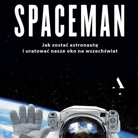 SPACEMAN - Mike Massimino.