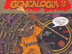 HIP HOP GENEALOGIA (cz.2) 82-83 - Ed Piskor.