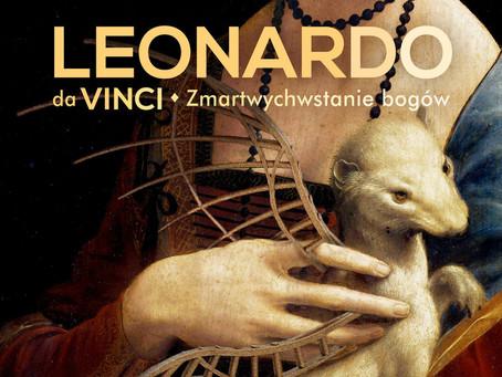 LEONARDO da VINCI. ZMARTWYCHWSTANIE BOGÓW - Dmitrij Mereżkowski.