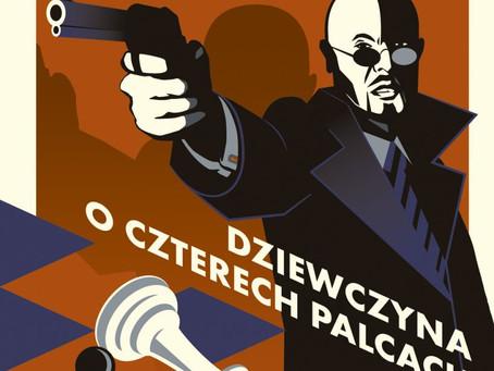 DZIEWCZYNA O CZTERECH PALCACH - Marek Krajewski