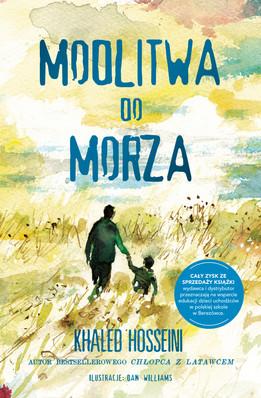 MODLITWA DO MORZA - Khaled Hosseini.
