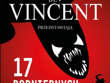 17 PODNIEBNYCH KOSZMARÓW - Stephen King & Bev Vincent