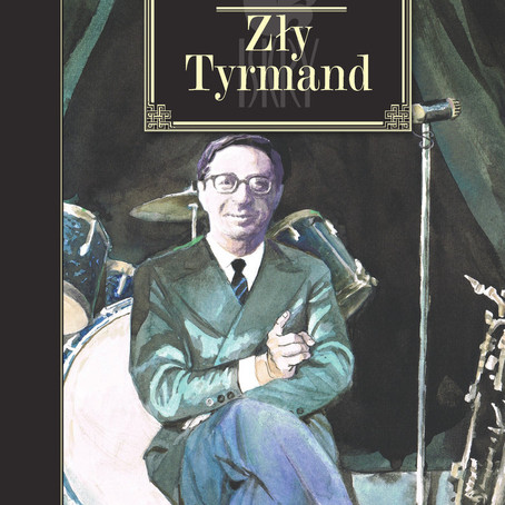 ZŁY TYRMAND - Mariusz Urbanek