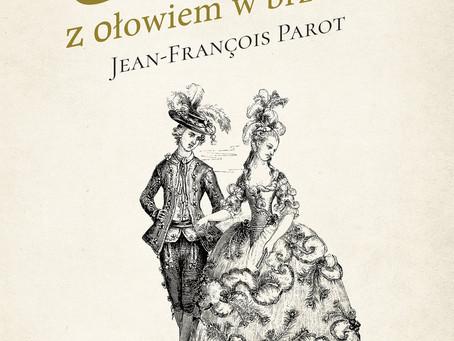 CZŁOWIEK Z OŁOWIEM W BRZUCHU - Jean-François Parot