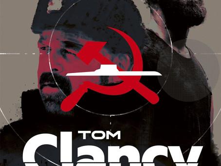 POLOWANIE NA CZERWONY PAŹDZIERNIK - Tom Clancy