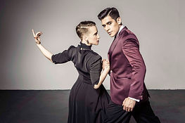 Sara Grdan et Ivan Terrazas les maestros du Martinique Tango Festival