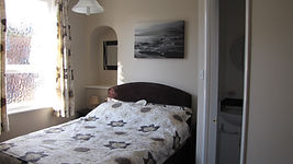 Double En-Suite Room at The Poulter Hotel Scarborough