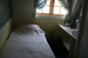 Single Room here at The Poulter Hotel Bed & Breakfast - Scarborough North Yorkshire