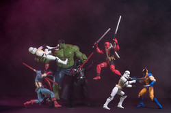 01 Star Wars Vs Marvel