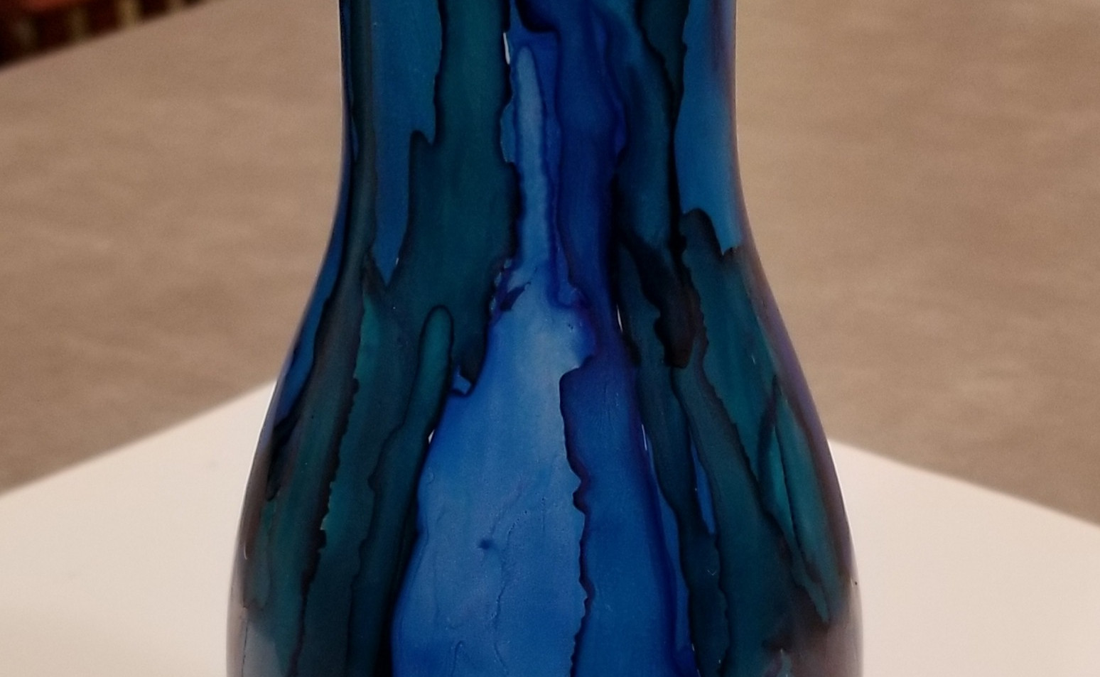 Artisan Blue vase