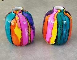 Twin Rainbow Vases.jpg