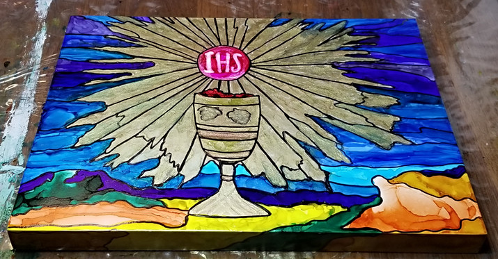 Eucharist Joy
