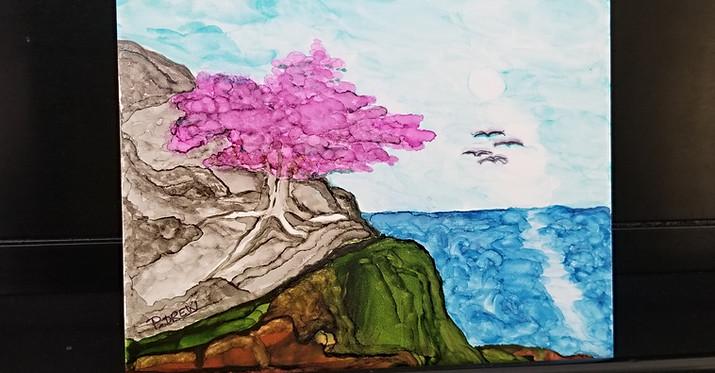 Pink Tree Beauty
