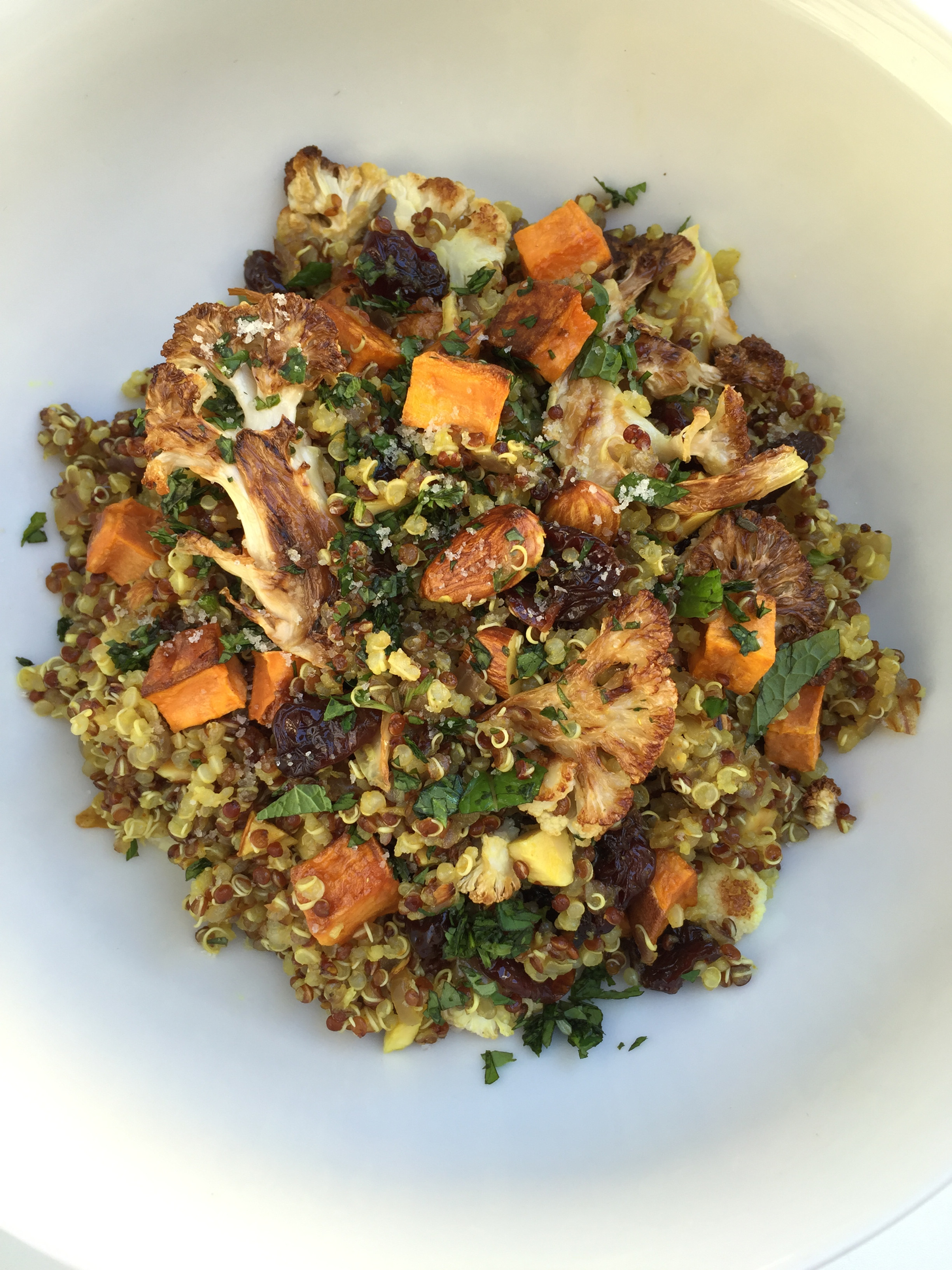 Lighten Up!  Cooking with Whole Grains