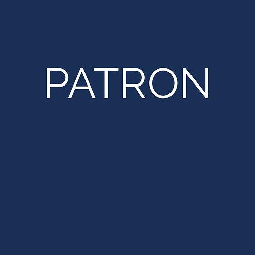 Membership - Patron