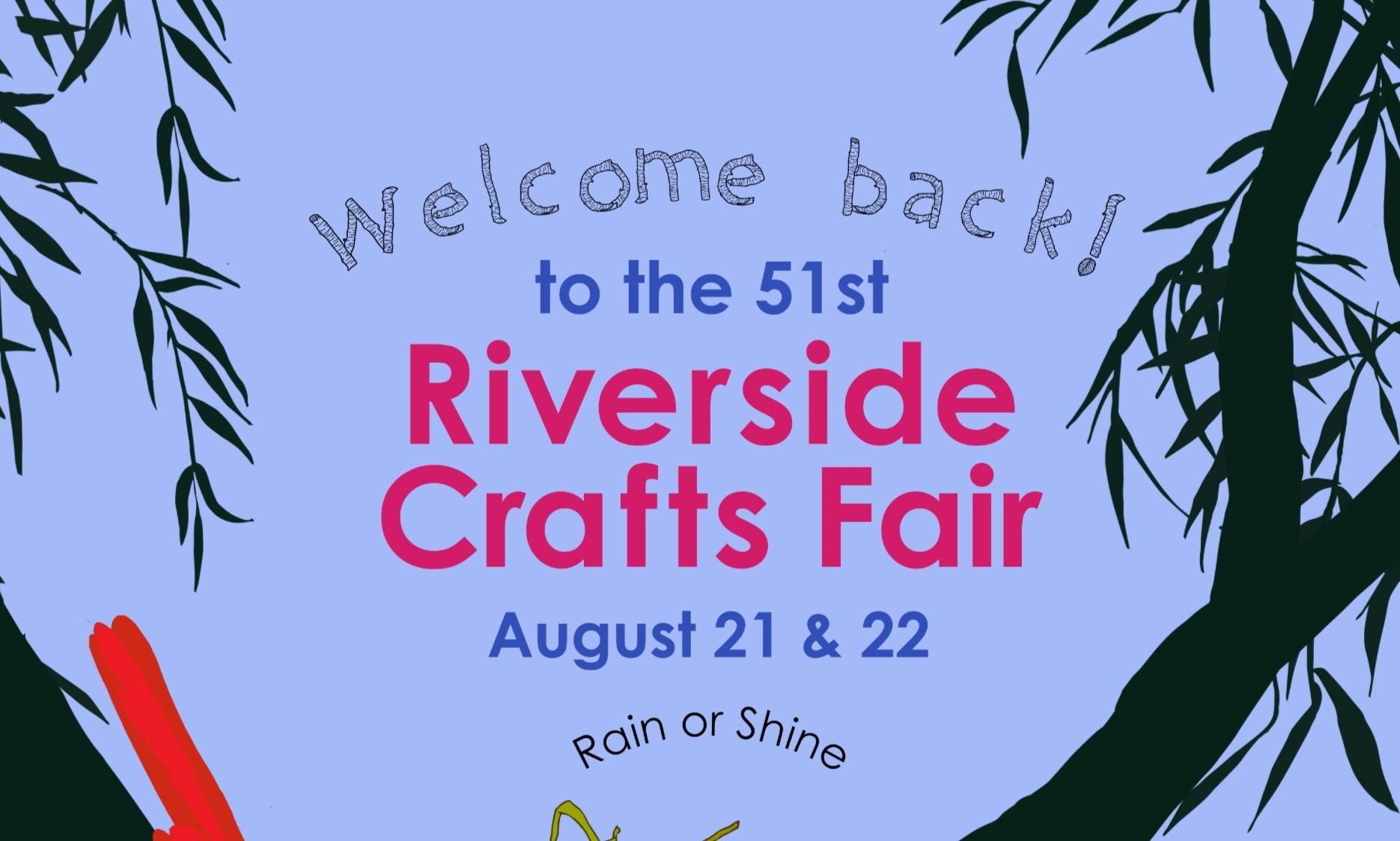Riverside Crafts Fair Tickets