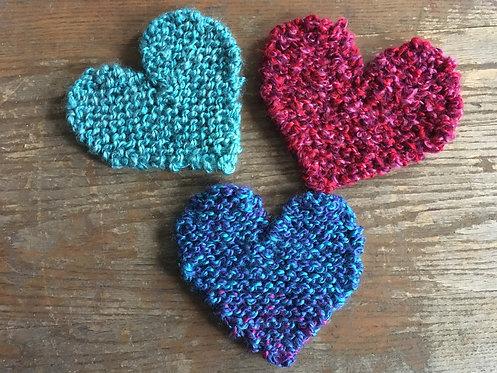 Knit Hearts (Cabin Fever)