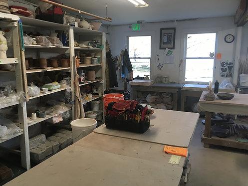 Clay Studio Time