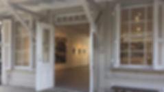 The Riverside Galleries doors are open