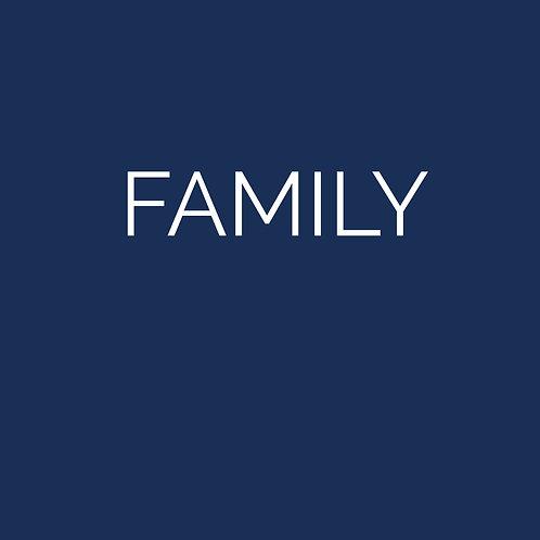 Membership - Family/Dual