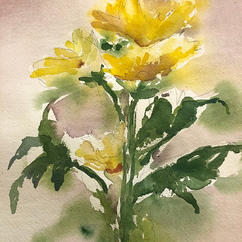 Watercolor and Beyond-Online