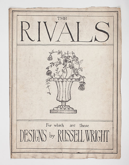 Russel Wright Portfolio—The Rivals