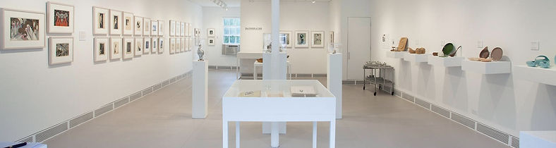 Mary and Russel Wright Exhibition, photograph by Frank Famularo