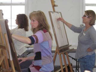 Drop-In Drawing & Painting from Life