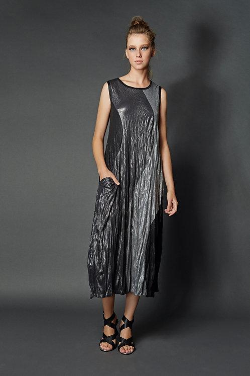 Alembika Mixed Metals Dress