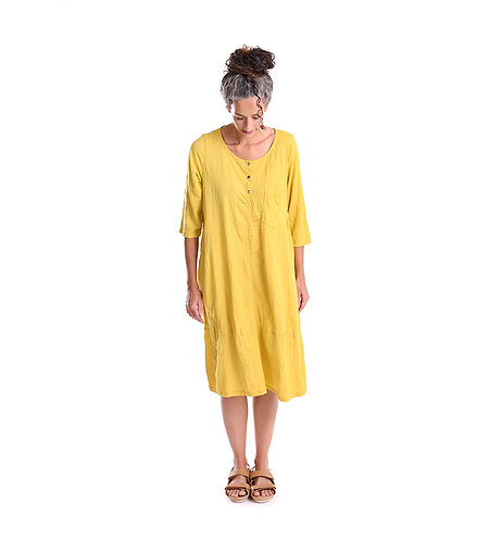 Bodhi Lemon Dress