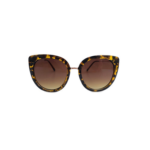 Launch Tortoiseshell Cat Eye Sunnies